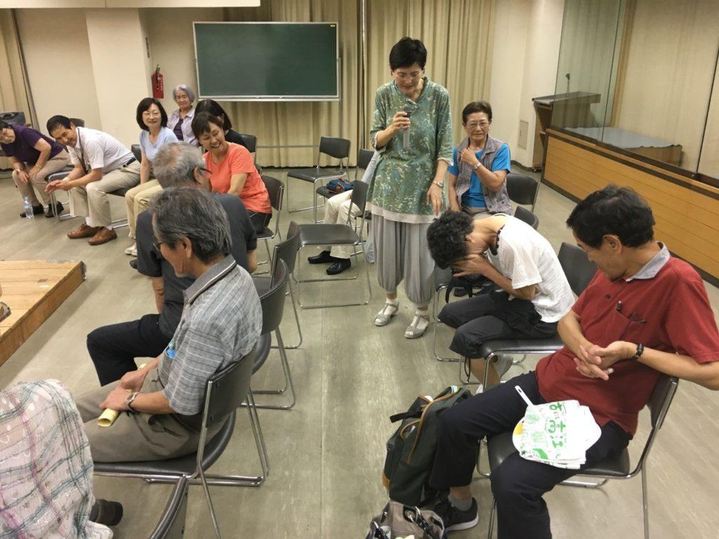 パフォーマンス&体験「パントマイムで楽しもう」(清水きよし)(会津若松)